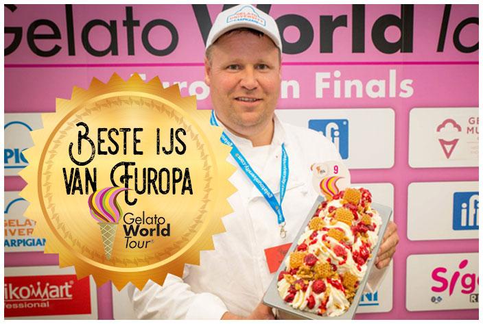 De Ijskuip: 2e op de Nederlandse kampioenschappen