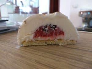 Bol taart softijs