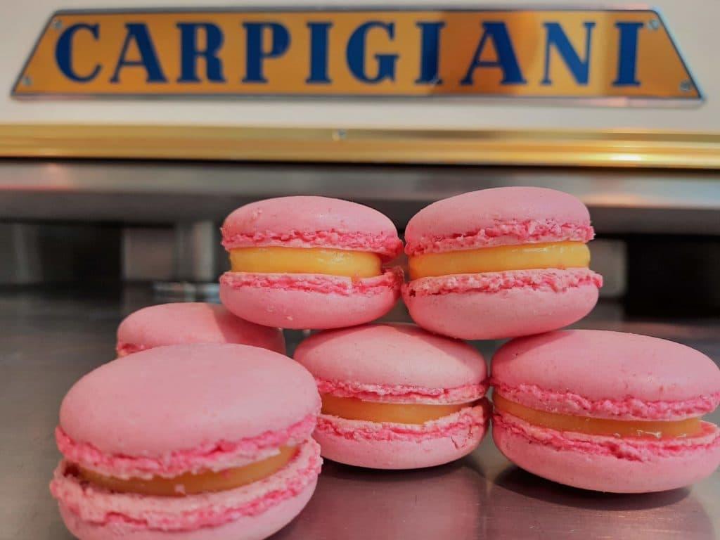 IJsmacarons Carpigiani
